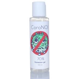 CoroNo! håndsprit (hånddesinfektionsgel)