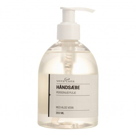 Håndsæbe/Hand Soap m) aloe vera til daglig håndvask 300ml
