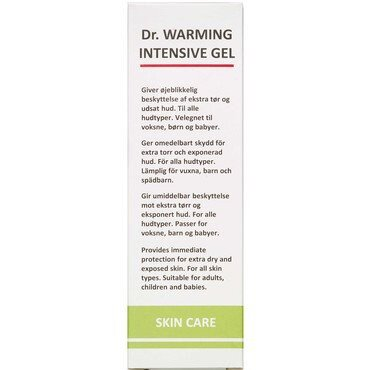 Dr. Warming INTENSIVE GEL 100ml